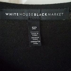 White House Black Market Tops - WHBM black top. Sz.SP